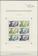 "FRANCE 2021 BLOC FEUILLET ""ANTOINE DE SAINT-EXUPERY 1900-1944"" - NEUF ** - Nuevos"