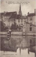 52  Joinville  -    Reste D'une Ancienne Tour  Provenant Des Fortifications De La Ville - Joinville
