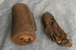 Autrichien Austrian ROHR Grenade Ww1 Kuk 1wk Différentes Marques Rare Version J-E - 1914-18