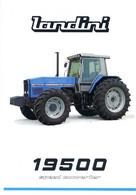 "LANDINI ! 19500 4RM  - Speed Converter "" - Advertising"