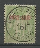 PORT-SAID N° 5 OBL - Used Stamps