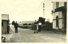 CPSM Villars-les-Blamont La Douane Carte Photo Animée écrite En 1949 Du Village - Altri Comuni