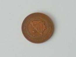 Vintage ! One Pc. Of 1998 Bosna 50 Feninga Coin  (#139-C) - Bosnia And Herzegovina