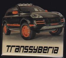 71501-Pin's. La Série Spéciale Transsyberia Du Porsche Cayenne - Porsche