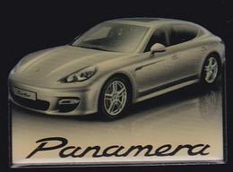 71502-Pin's. La Porsche Panamera - Porsche