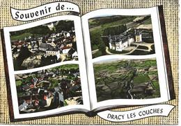 DRACY Les COUCHES  -  Multivues  -  Souvenir De Dracy Les Couches - Other Municipalities