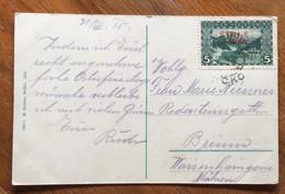 BREKO- BRČKO (BOSNIA) - POST CARD FROM  BREKO 31/3/1915 Su 7 Heller/5   TO MUCHEN - Mundo