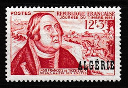 1956 ALGERIE Y&T N° 333 N* - Unused Stamps