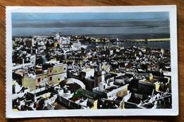 ALGERIA  - POST CARD   FROM  ALGER 1/7/52  TO FIRENZE - ITALY - Mundo