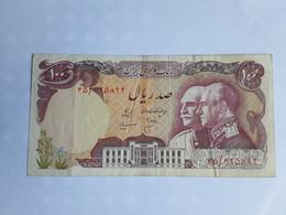 Iran - (P 108) 100 Rials Banknote (1976) Circulated - Iran