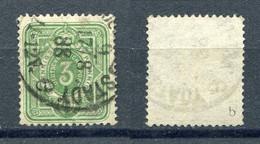 D. Reich Michel-Nr. 39b Gestempelt - Geprüft - Gebraucht