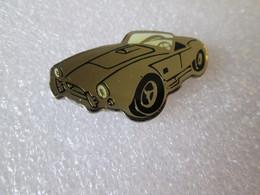 PIN'S    AC  COBRA   1961 - Altri