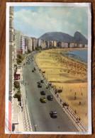 BRASIL - RIO DE JANEIRO - POST CARD PER FIRENZE IL 22/10/55 - Mundo