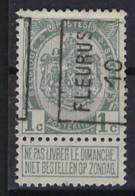 Wapenschild Nr. 81 Voorafgestempeld Nr. 1442 A    FLEURUS 10  In Goede Staat , Zie Ook Scan ! Inzet Aan 15 € ! - Roller Precancels 1910-19