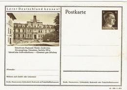 Nieder-Lindewiese - Ostsudetenland - Altvatergebirge - Schroth'sche Kuranstalt - Hitler - Lernt Deutschland Kennen - Interi Postali