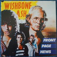 WISHBONE ASH - 33T - LP MCA 511.001  - Front Pages News - 1977 - NM/NM - Rock