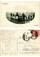 CPA AK SOTTOMARINA La Spiaggia ITALY (507036) - Altre Città