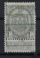 Rijkswapen Nr. 81 Voorafgestempeld Nr. 1451 C  HASSELT 10 ; Staat Zie Scan ! Inzet Aan 10 € ! - Roller Precancels 1910-19