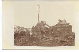 CARTE-PHOTO PAS-de-CALAIS WW1 GAVRELLE   Etat De La Commune - Altri Comuni