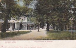 484955Muiderberg, Station Stoomtram En Bondshotel. 1907. (zie Randen) - Andere