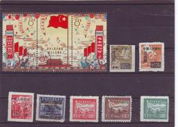 10 Pieces Of Cina Stamps - Sin Clasificación