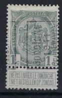 Rijkswapen Nr. 81 Voorafgestempeld Nr. 1625 A JODOIGNE 1911 GELDENAKEN In Goede Staat , Zie Ook Scan ! - Roller Precancels 1910-19