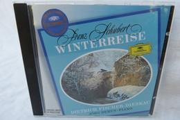 """CD """"Franz Schubert"""" Winterreise, Dietrich Fischer-Dieskau, Jörg Demus Piano - Opere"""