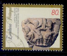 ! ! Portugal - 1994 Scultures - Af. 2221 - Used - Used Stamps