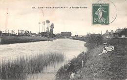 41-SAINT AIGNAN SUR CHER-N°364-G/0093 - Saint Aignan
