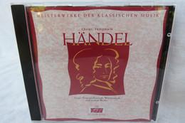 """CD """"Georg Friedrich Händel"""" Largo, Feuerwerksmusik, Wassermusik Und Andere Werke - Classica"""