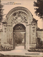 REVUE DU TOURING CLUB DE FRANCE 478 1934 DIEPPE ARGONNE TURBIE TOURMALET ASPIN NIOLO VALDONIELLO CALACUCCIA MURACCIOLE - 1901-1940