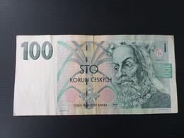 TCHEQUIE 100 KORUN 1997 - Czech Republic