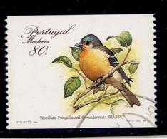 ! ! Portugal - 1988 Birds - Af. 1845a - Used - Used Stamps