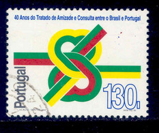 ! ! Portugal - 1993 Portugal-Brasil - Af. 2181 - Used - Used Stamps