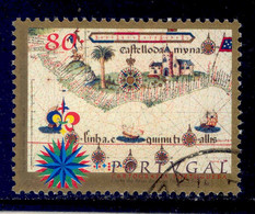 ! ! Portugal - 1997 Maps - Af. 2447 - Used - Used Stamps