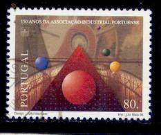 ! ! Portugal - 1998 Industrial Association - Af. 2483 - Used - Used Stamps