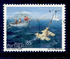 ! ! Portugal - 2000 Mail History - Af. 2731 - Used - Used Stamps