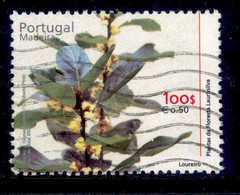 ! ! Portugal - 2000 Plants From Madeira - Af. 2714 - Used - Used Stamps