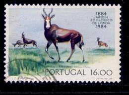 ! ! Portugal - 1984 Lisbon Zoo - Af. 1643 - Used - Used Stamps