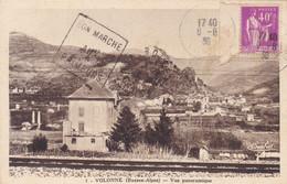 """(22)    VOLONNE  (cachet """"Son Marché Aux Primeurs"""") - Otros Municipios"""