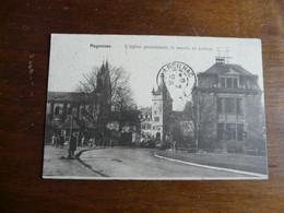 HAGUENAU - L'Eglise Protestante, Le Musée Et Collège - Haguenau