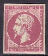 FRANCE - 80 C. Rose Vif Neuf FAUX - 1853-1860 Napoléon III