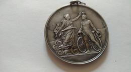Medaille ,allemagne Argent  - ARMBINDE W.K.K. 1911 - Unclassified