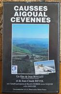 1 Cassette Vidéo VHS - Causses - Aigoual - Cévennes - Documentari