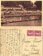 D - [512920]B/TB//-France  - (95) Val D'Oise, La Plage De L'Isle-Adam, L'Heure Du Bain - L'Isle Adam