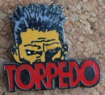 PETITE TETE - TORPEDO - SAGGAY - BERNET - ABULI - PETIT MODEL - 2 / 2cm -             (ROUGE) - Comics