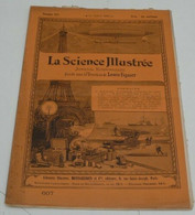 La Science Illustrée Du 15 Juillet 1899.(Amollir Ivoire Et Os-Mont Blanc-Diamant) - 1801-1900