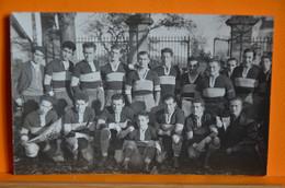 RARE - ISSOIRE - Carte Photo Stade Issoirien Années 30 - Issoire