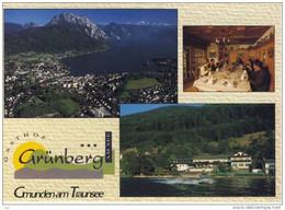 GMUNDEN, Salzkammergut - Gasthof Grünberg Am See, Traunsee, Traunstein - Gmunden