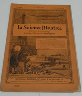 La Science Illustrée Du 8 Juillet 1899(Charpentes-Automobiles électriques) - 1801-1900